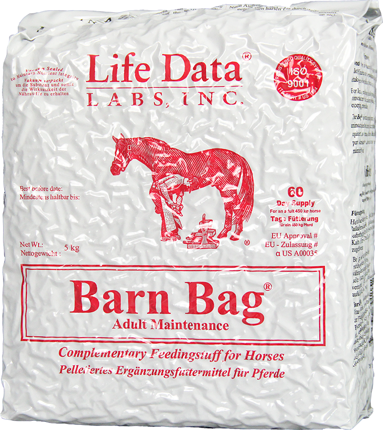 Barn Bag® Adult Maintenance